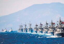 103 gemi Mavi Vatan'a açıldı