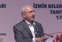 Son dakika... Kılıçdaroğlu, İzmir adaylarını tanıttı