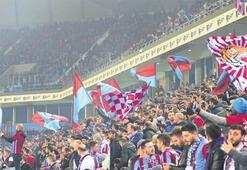 Trabzonspor taraftarları bilet bulamadı, ortak loca tuttu
