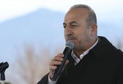 Bakan Çavuşoğlu: Kurdukları ittifakın içinde PKK var