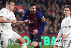 Barcelona ve Real Madrid turu rövanşa bıraktı
