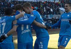 BB Erzurumspor - DG Sivasspor: 4-2