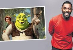 Evde 'Shrek' izliyor