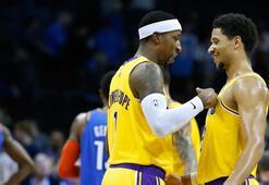 Los Angeles Lakers uzatmalarda kazandı