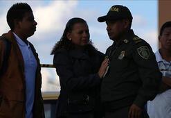Kolombiyada 21 kişinin öldüğü saldırı sonrası 3 gün yas