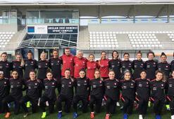 A Milli Kadın Futbol Takımının rakibi Slovakya