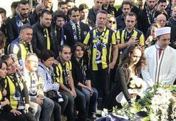 Fenerbahçe taraftarı Koray Şener son yolculuğuna uğurlandı