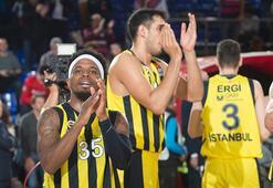 THY Avrupa Liginde Fenerbahçe zirveye kuruldu