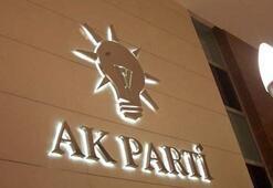 AK Partide 3 döneme takılan 92 isim var Bunlardan biri...