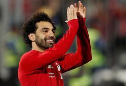 2018in Afrikalı futbolcusu Salah
