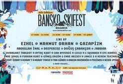 Türkiye'nin global kış festivali Bansko Skifest 6 yaşında