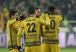 Yeni Malatyaspor, evinde 8 maç sonra yenildi