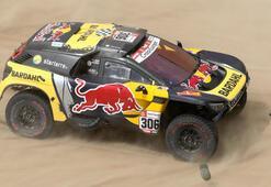 Dakarda 2. etabı Sebastien Loeb kazandı
