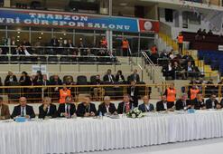 Trabzonspor kongresinde ilk gün tamamlandı