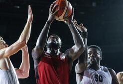 Darüşşafaka Tekfen: 62 -  Gaziantep Basketbol: 63