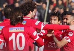 Van Büyükşehir Belediyespor:  2 - Boluspor: 2