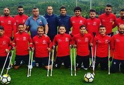 Ampute Futbol Milli Takımı, Dünya Kupasında finale çıktı