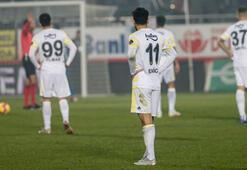Fenerbahçede büyük hayal kırıklığı