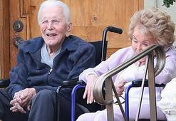 Kirk Douglas 102 yaşında