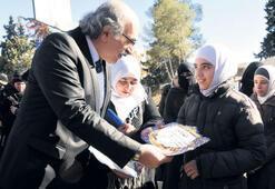 Afrin'de karne heyecanı