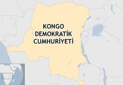 Kongo Demokratik Cumhuriyetinde tren kazası