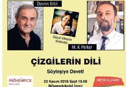 Erbil ve Perker'le 'Çizgilerin Dili'