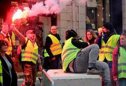 Fransız patronlar sarı yeleklileri destekliyor