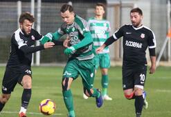 Bursaspor - Kastamonuspor 1966: 2-1