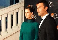 İrem Helvacıoğlu ve Ulaş Tuna Astepe kırmızı halıda yürüdü