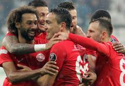 Antalyasporu 4 oyuncu sırtladı