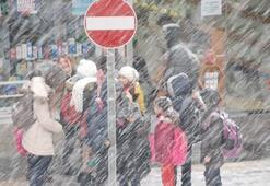 Haberler peş peşe geliyor Öğrencilere kar tatili