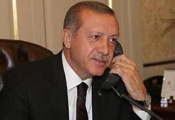 Cumhurbaşkanı Erdoğandan BM Genel Sekreteri ile önemli görüşme