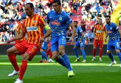 Kayserispor-Çaykur Rizespor: 2-2