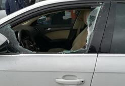 Olay Kocaelide yaşandı Park halindeki otomobilin camını kırıp...