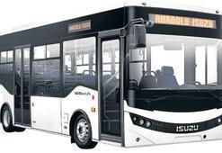 Otobüs terzisi vitesi büyüttü
