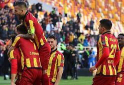 Malatyasporda oyunculara 4 gün izin