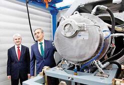 Milli helikopter motoru test edildi
