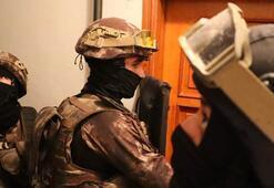 İstanbulda dev operasyon 12 saatte 2 bin 617 ev basıldı, tek tek topladılar...