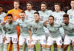 Bayern Münihe sponsorluktan 800 milyon euro