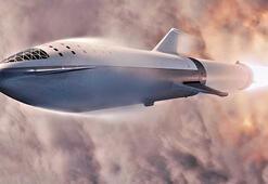 Elon Musk: Starshipin fotoğrafları yakında geliyor