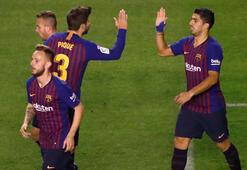 Rayo Vallecano - Barcelona: 2-3