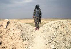 'DAEŞ'in toprağı kalmadı'
