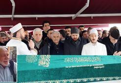 Cumhurbaşkanı Erdoğanın vefat eden dayısı Ali Mutlu için cenaze namazı kılındı