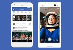 Facebook Hikâyelerde yeni özellik