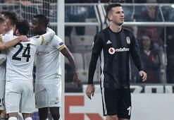 Beşiktaş - Genk: 2-4 (İşte maçın özeti)