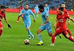 Ümraniyespor - Trabzonspor: 3-1
