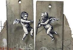 Banksy gezi fuarında