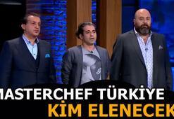 Masterchef Türkiyede bu akşam kim elendi Büyük sürpriz, o isim veda etti