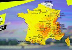 Tour de Franceın güzergahı belli oldu