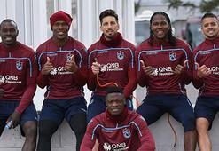 Trabzonsporda yabancıların sezonu